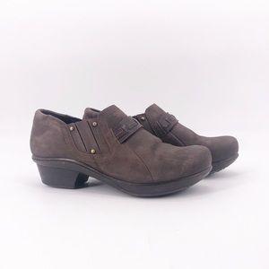 ABEO Carina Brown Leather No slip Orthotics